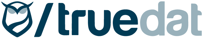 Truedat logo: Data governance solution